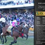 Join us at the eLan Gold Cup Race Day