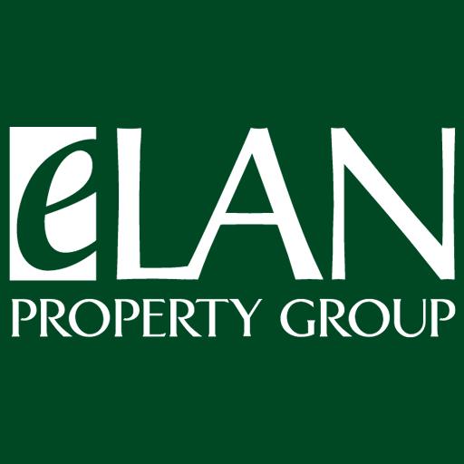 eLan Property Group logo green