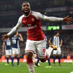 Alexandre Lacazette scores twice in Gunners win