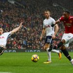 Man United 1 Vs 0 Spurs