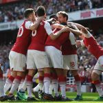 Arsenal produced a stunning late surge to claim a 4-1 victory over West Ham United in the ​Premier League on Sunday