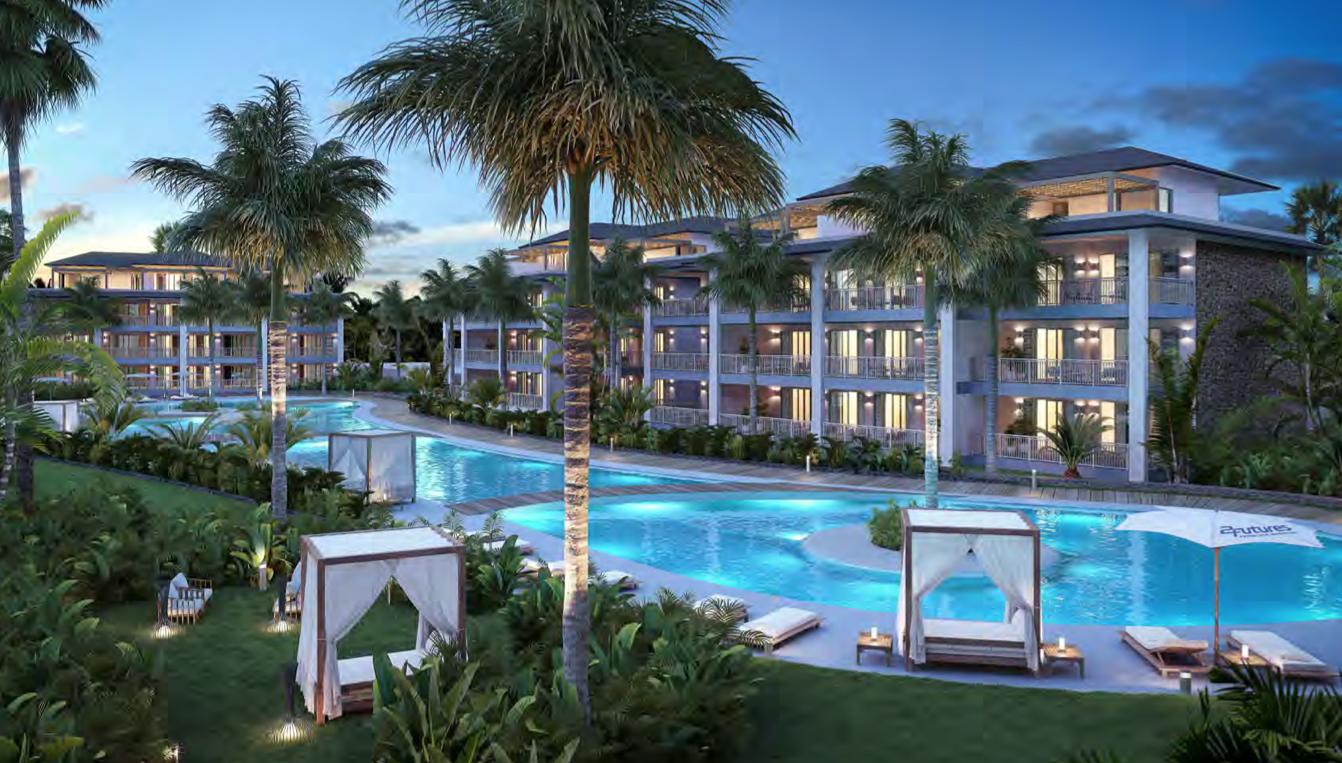 Invest in Mauritius – Ki Resort Apartments
