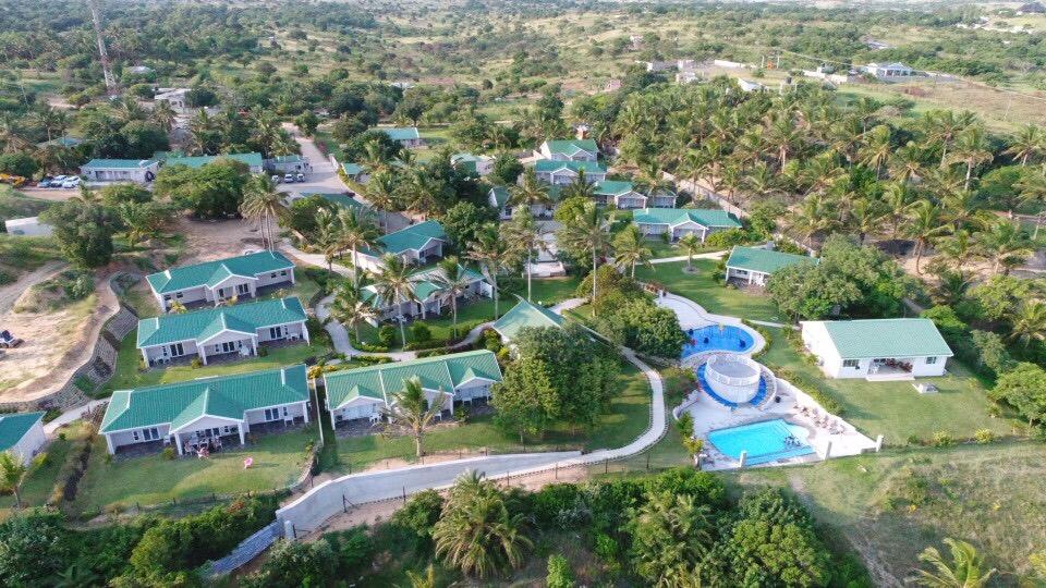 Praia do Cossa Resort Hotel – Bilene, Mozambique