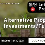 Alternative Property Investments/Funding
