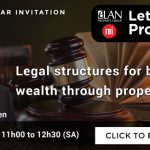 Legal Structures for building wealth through property