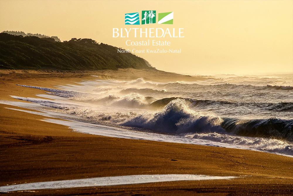 Sea in Blythedale Coastal Estate