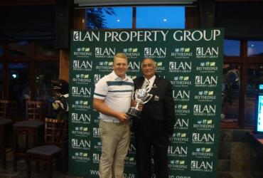 Tristen Strydom Wins the eLan KZN Open