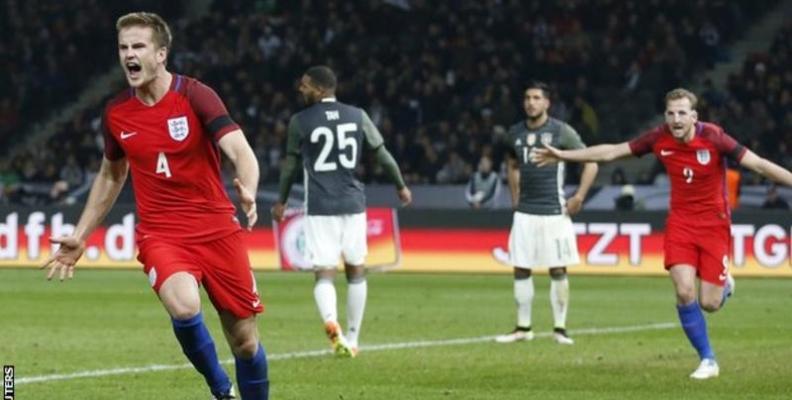 GERMANY V ENGLAND REVIEW