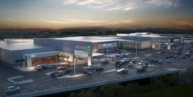 Ballito Junction R1.4bn mega mall
