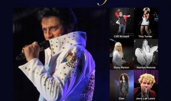 Elvis & Legends (Fundraiser event)