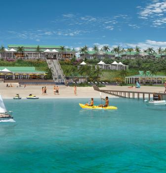 Praia do Cossa Resort Hotel Villa Investment