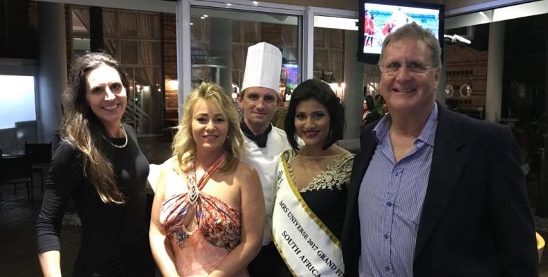 Mrs Universe Finalists Dazzle Durban