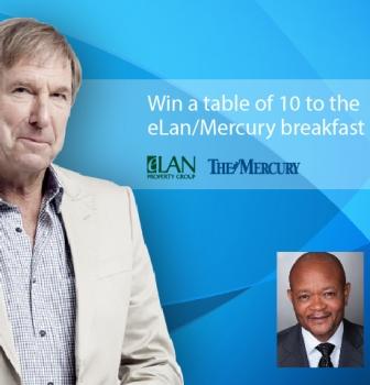 eLan/Mercury Networking Breakfast 2015